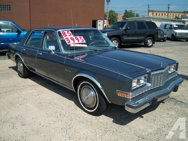 1985 Plymouth Gran Fury #5