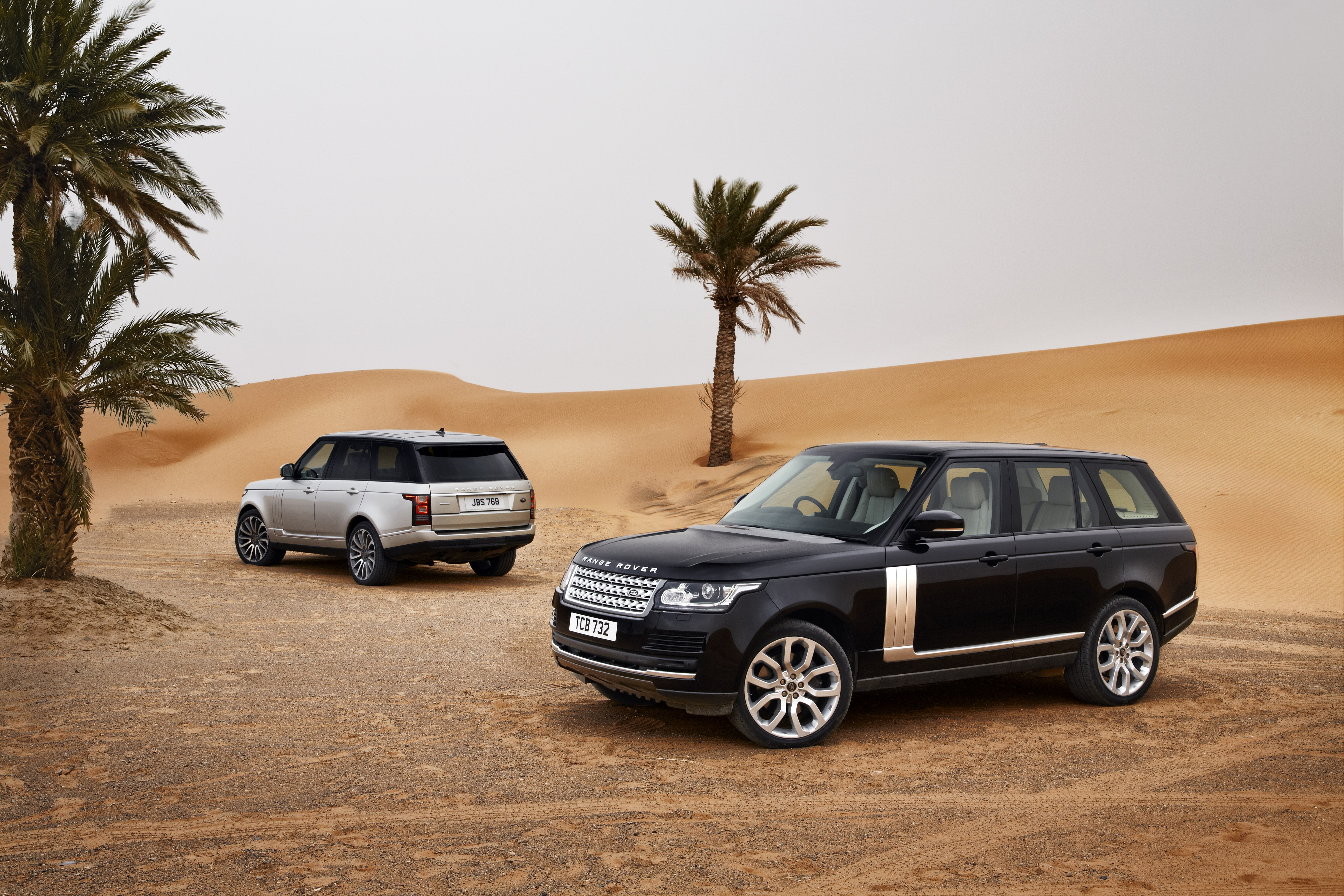 Land Rover ALL-NEW Range Rover #8