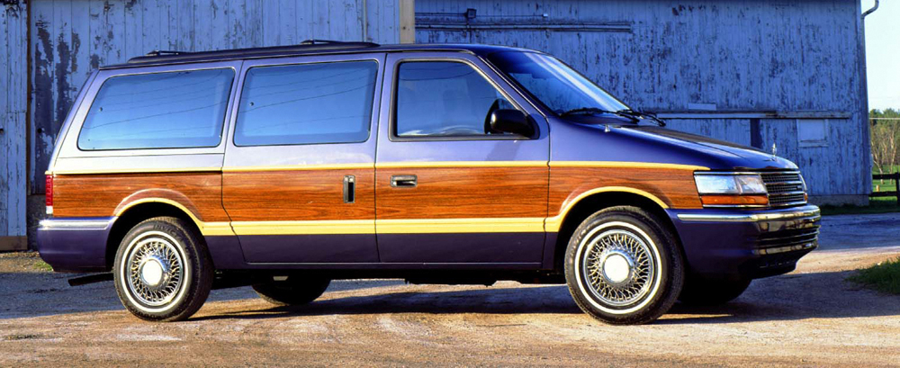 1992 Plymouth Grand Voyager #13