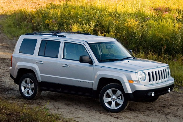 2012 Jeep Patriot #4