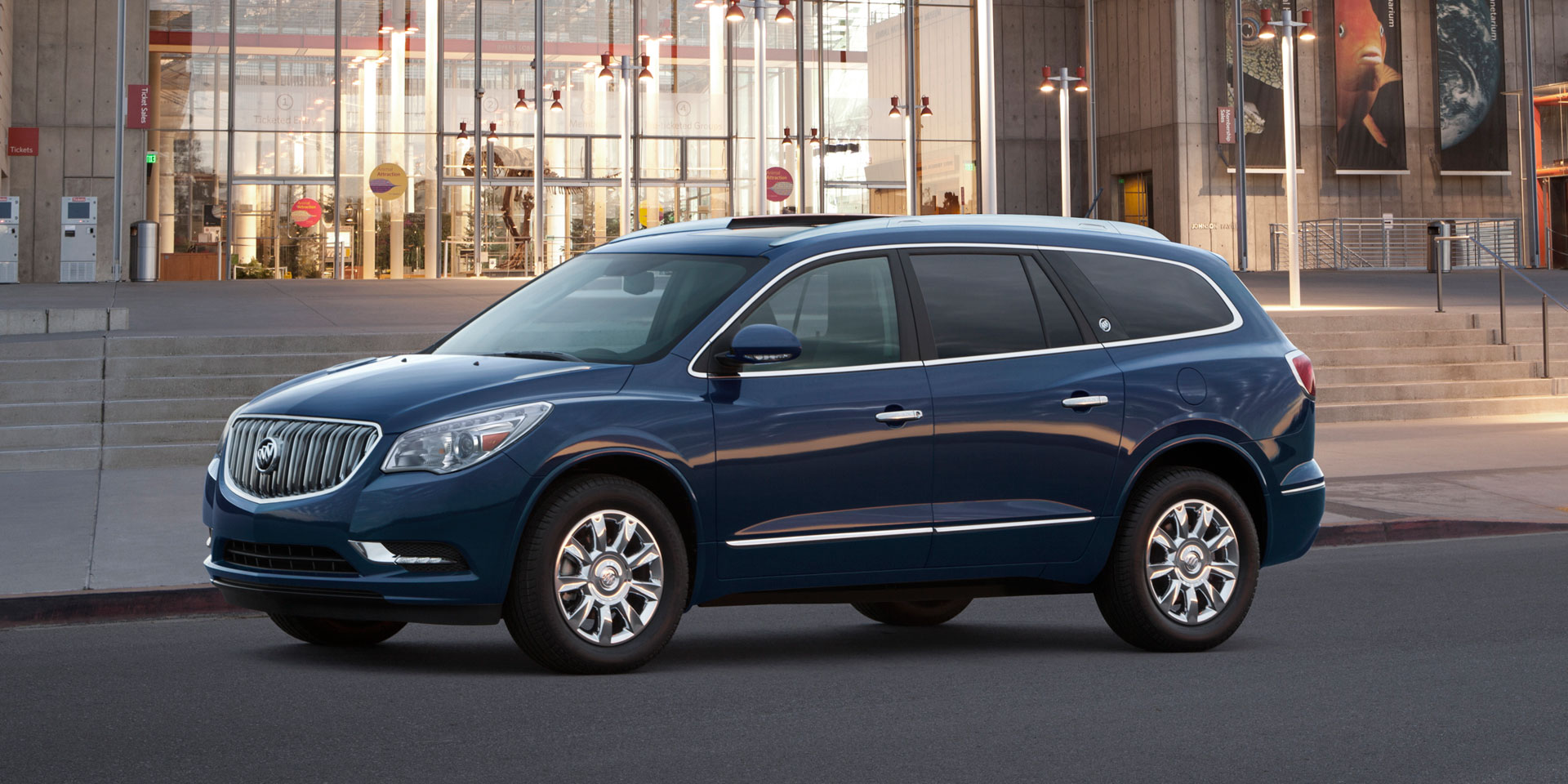 2015 buick enclave photos informations articles. Black Bedroom Furniture Sets. Home Design Ideas