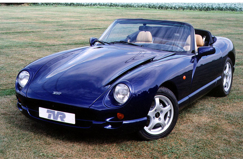 1994 TVR Griffith #2