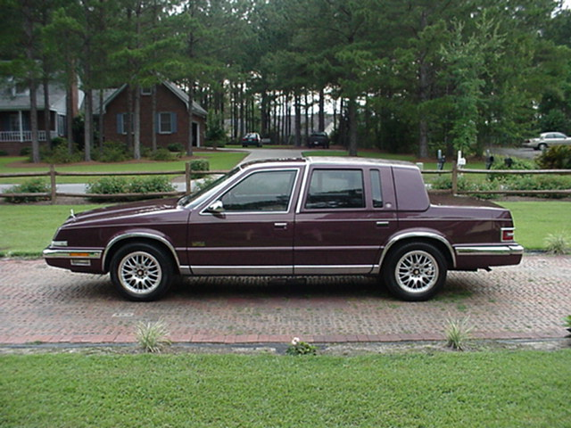 1990 Chrysler Imperial #9