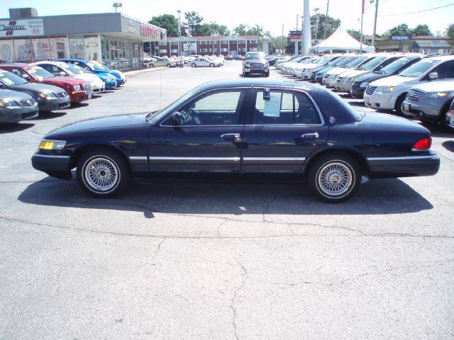 1993 Mercury Grand Marquis #11