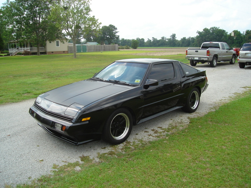 1987 Chrysler Conquest #11