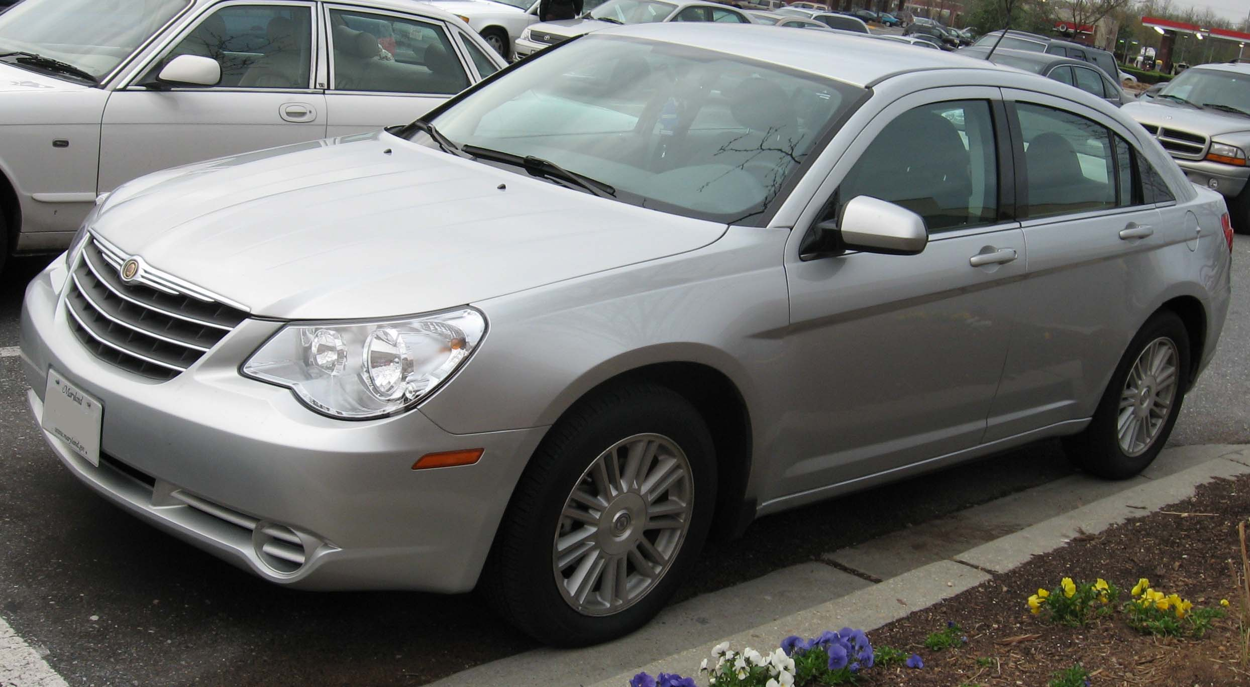 2007 Chrysler Sebring #13