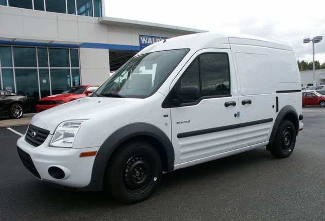 2011 Ford Transit Connect #14