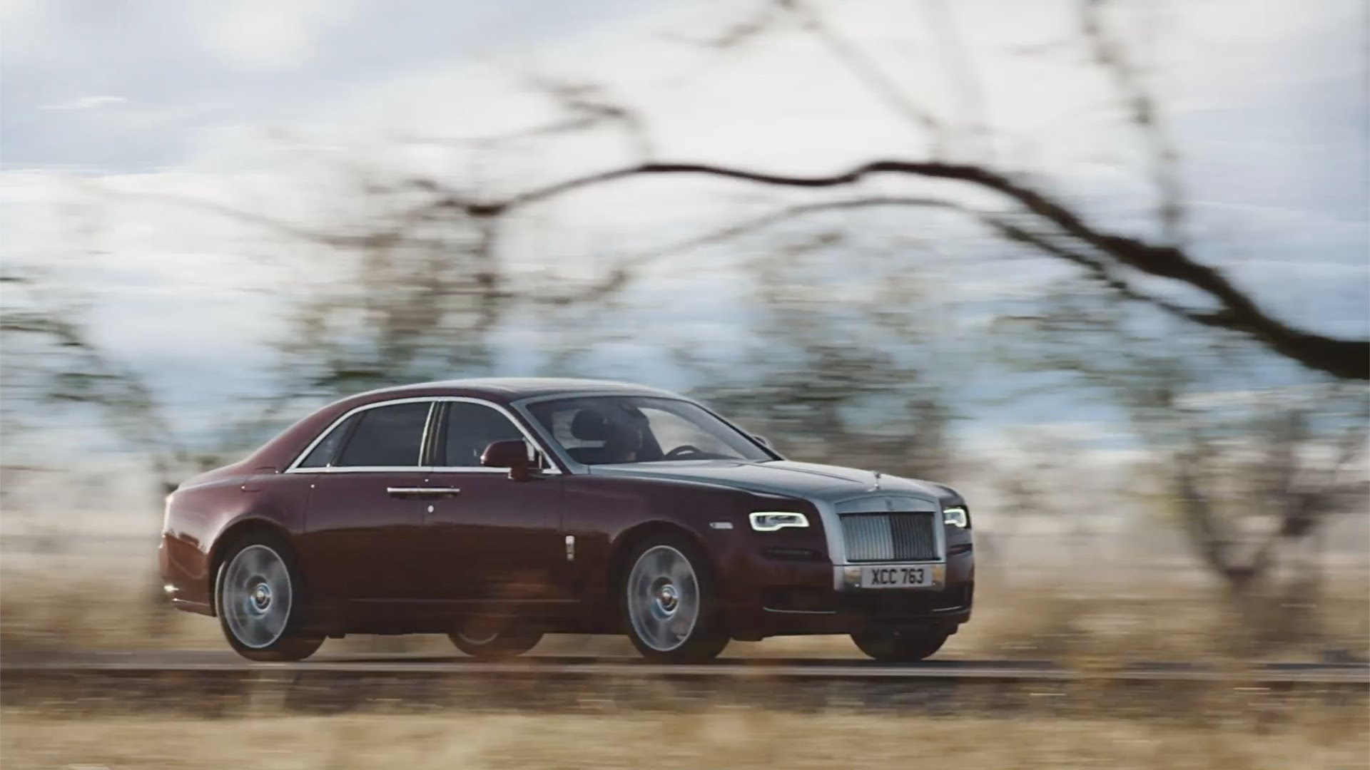 Rolls royce Ghost Series Ii #15