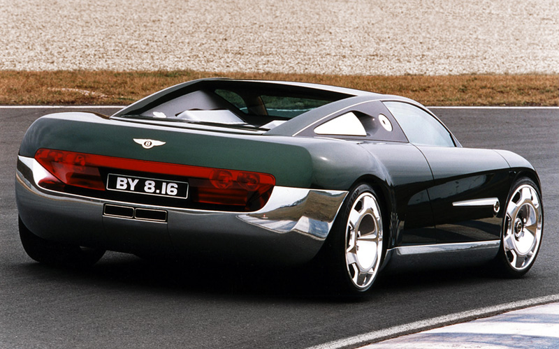 1999 Bentley Hunaudieres #4