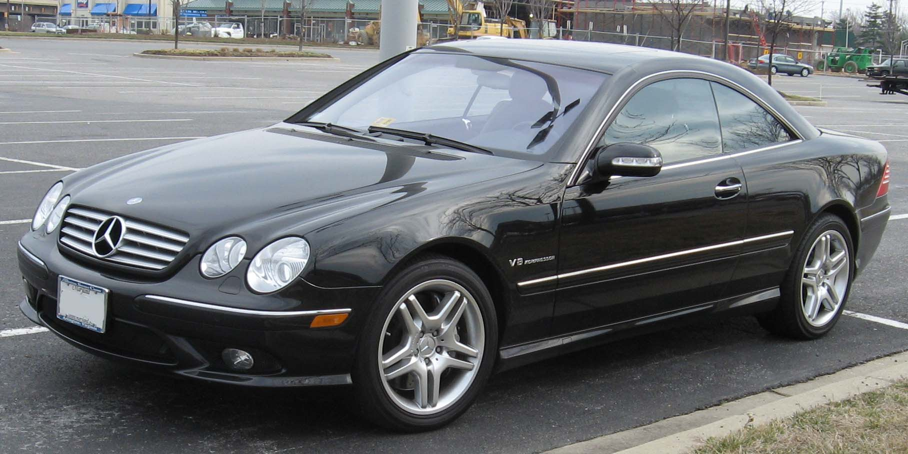 Mercedes-Benz CL #7