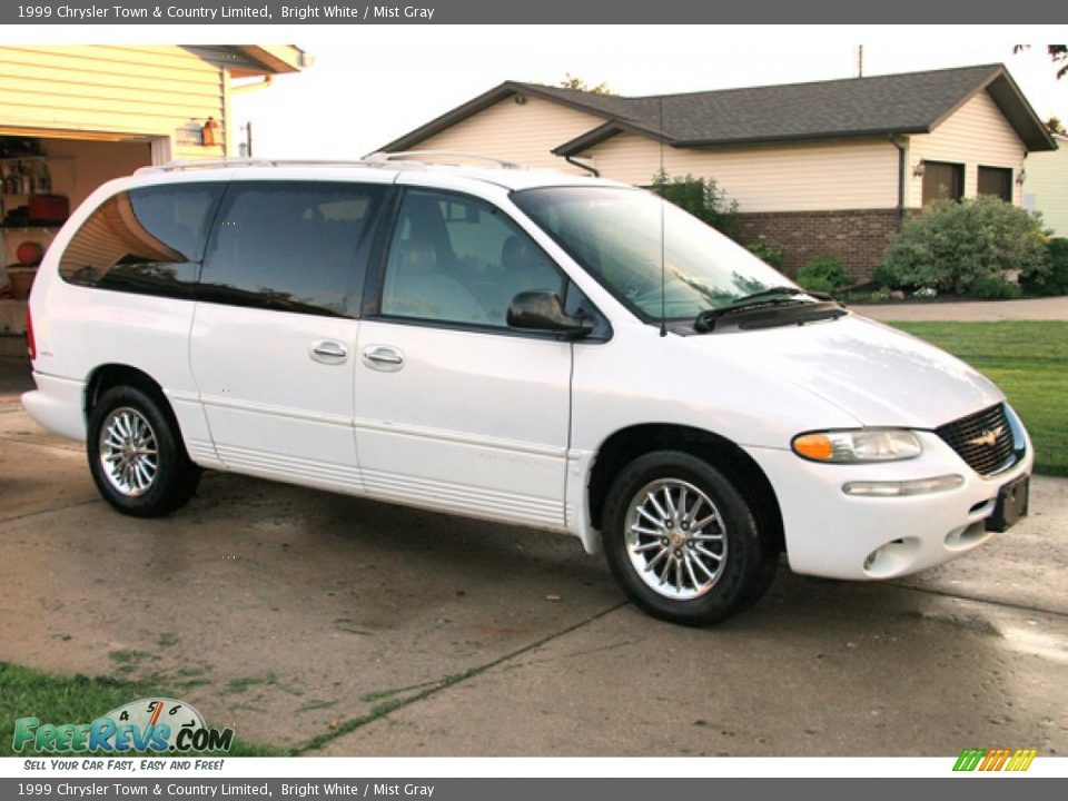 1992 Chrysler Town And Country #12