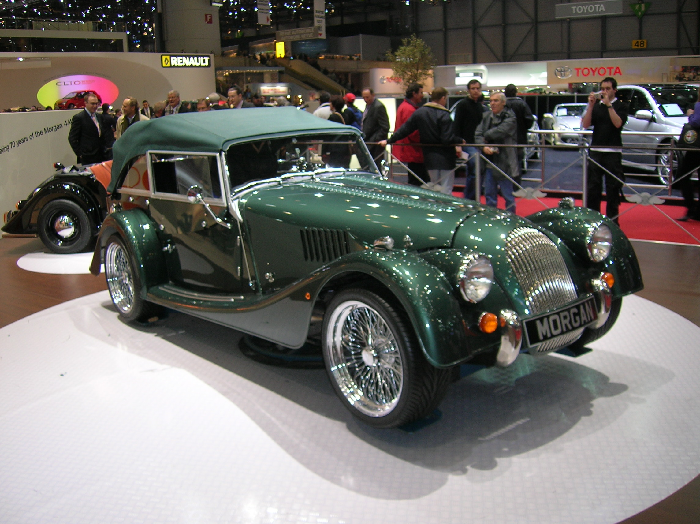 2006 Morgan 4 Seater #11