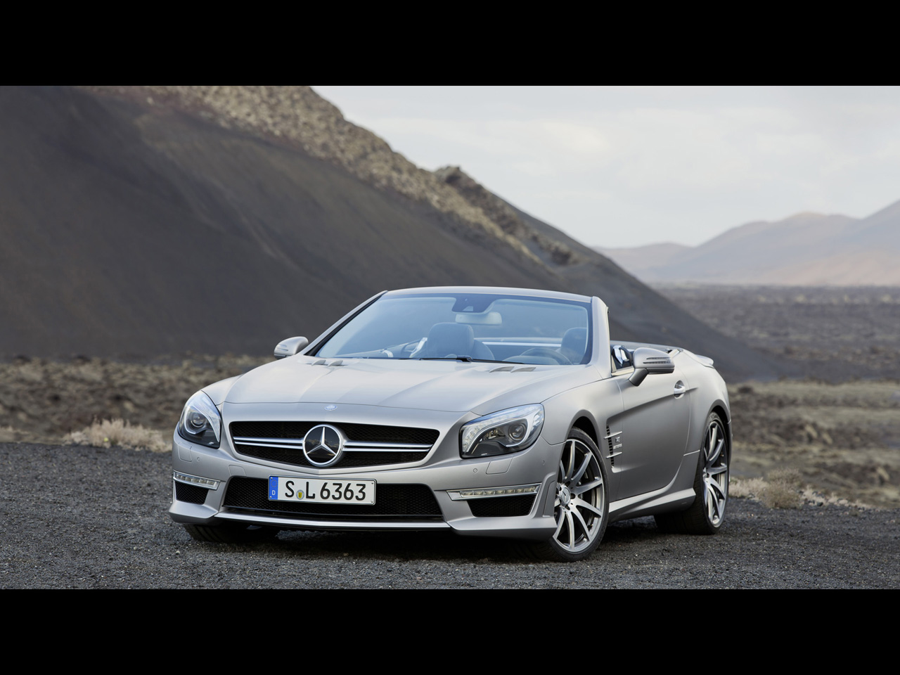 2012 Mercedes-Benz SL #12