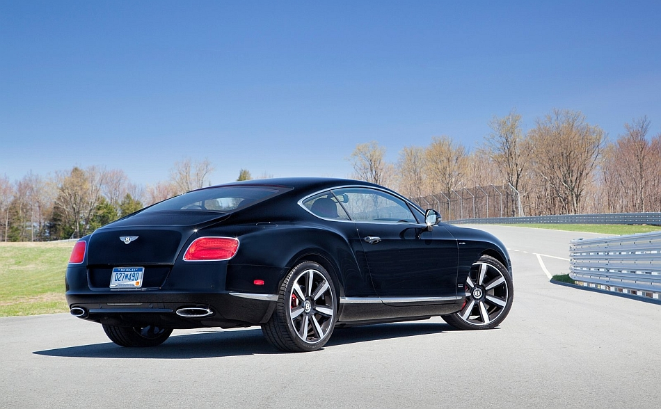2014 Bentley Continental Gt #10