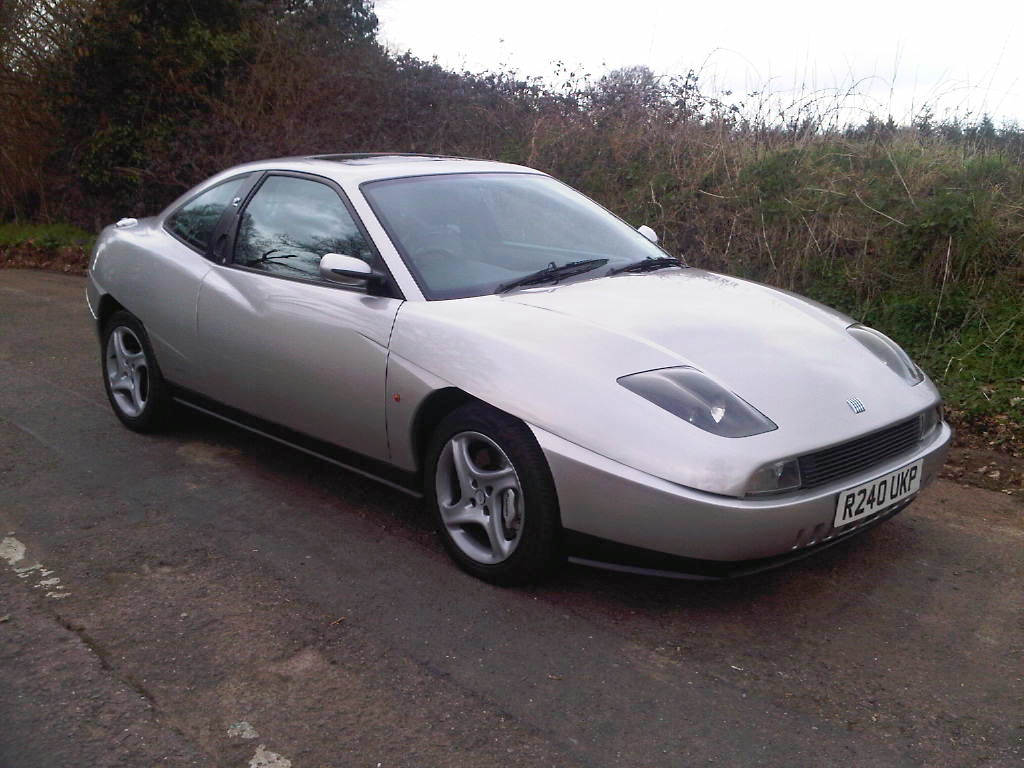 1998 Fiat Coupe #4