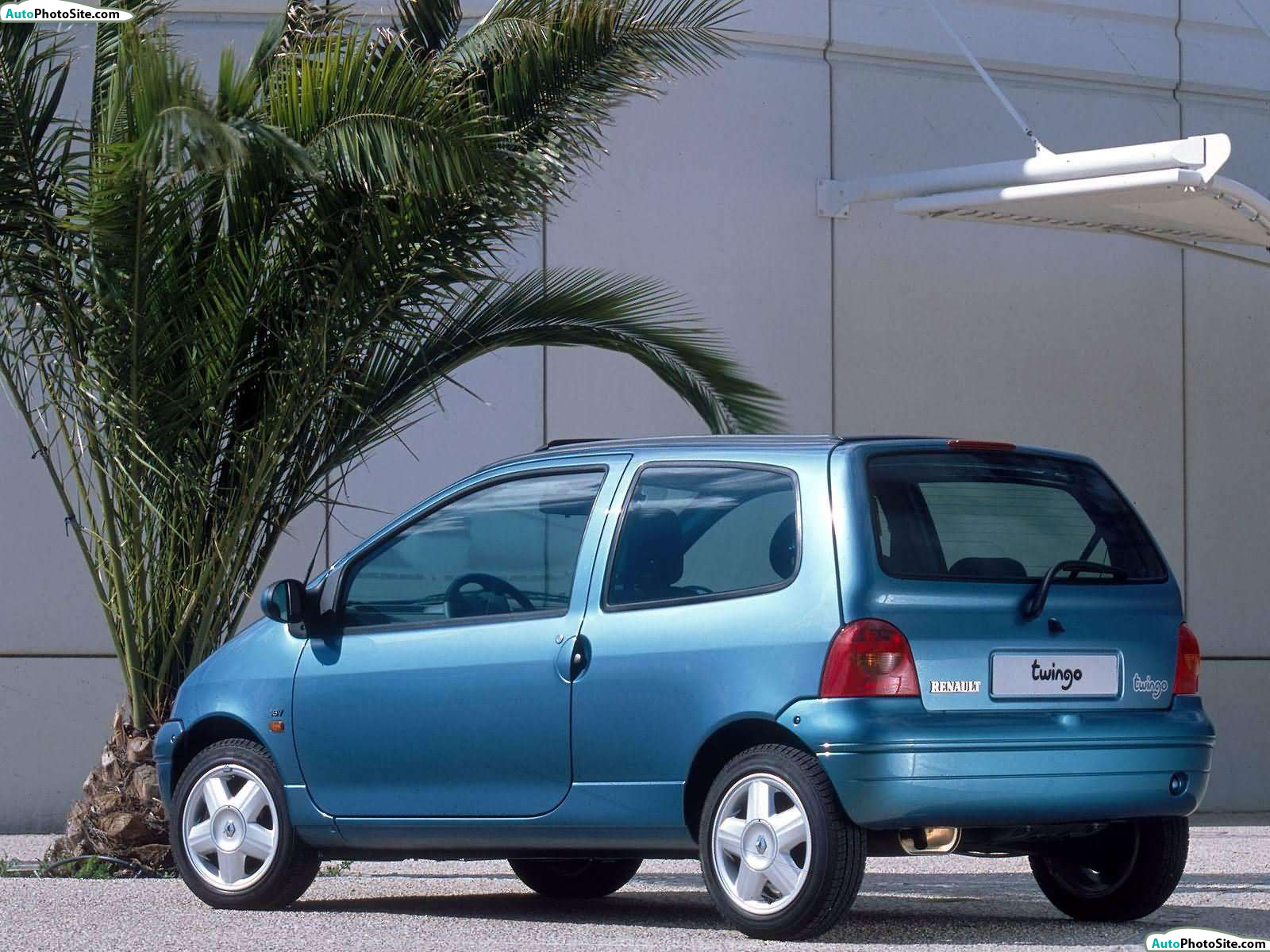 2002 renault twingo photos informations articles. Black Bedroom Furniture Sets. Home Design Ideas
