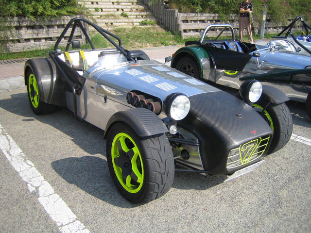 1992 Caterham Super 7 #4