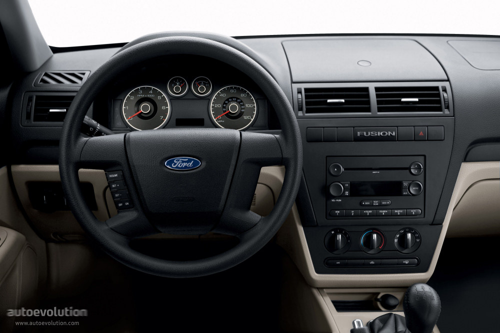 2008 Ford Fusion #9