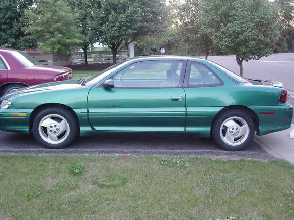1997 Pontiac Grand Am #15