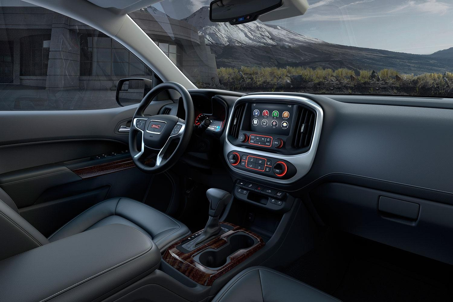 2015 GMC Canyon #17