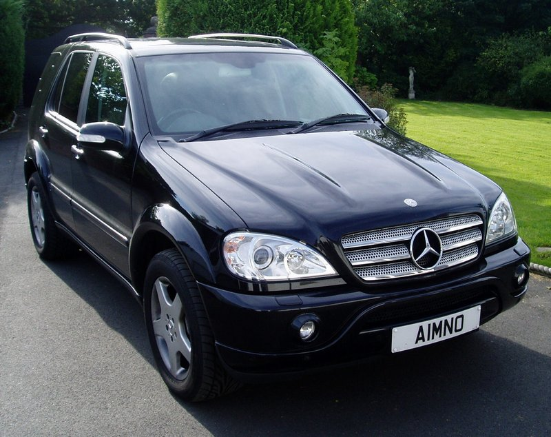 2003 Mercedes-Benz ML #7
