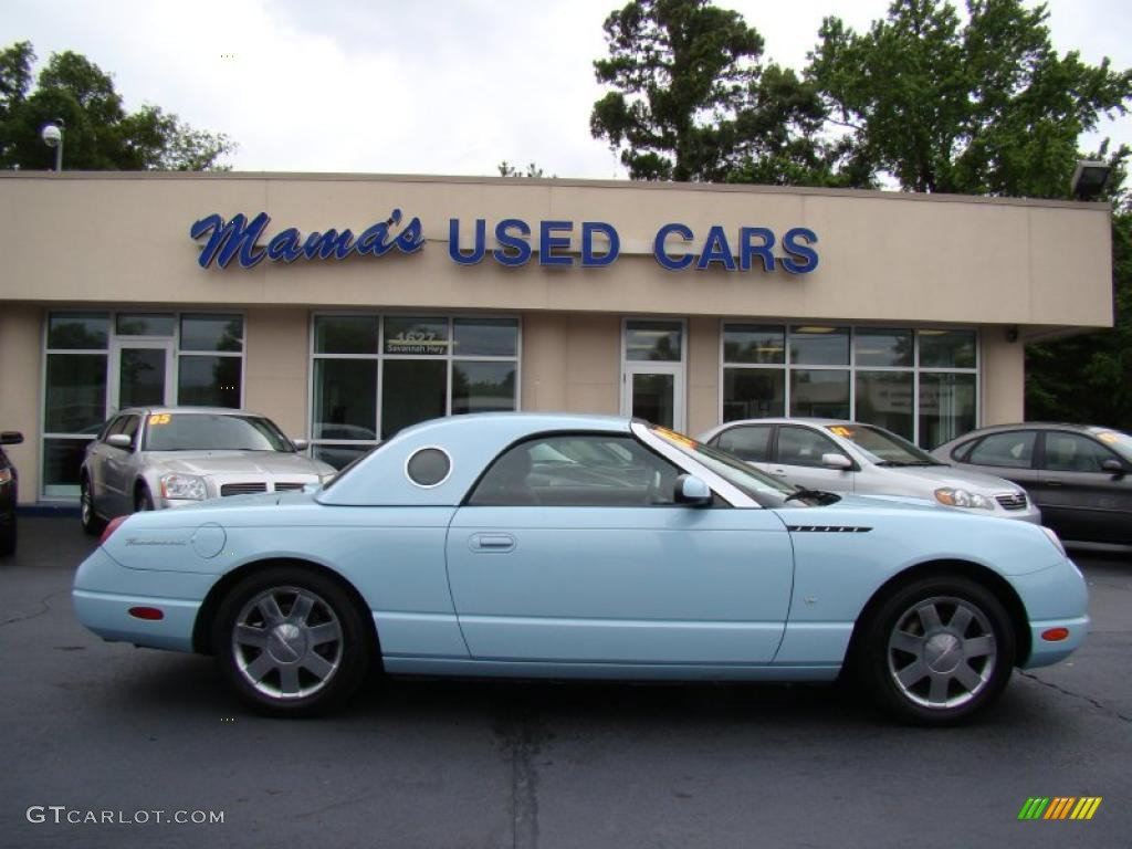 2003 Ford Thunderbird #13