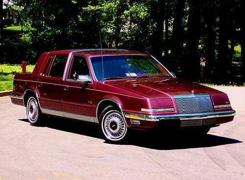 1990 Chrysler Imperial #7