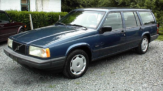 1992 Volvo 740 Photos, Informations, Articles - BestCarMag.com