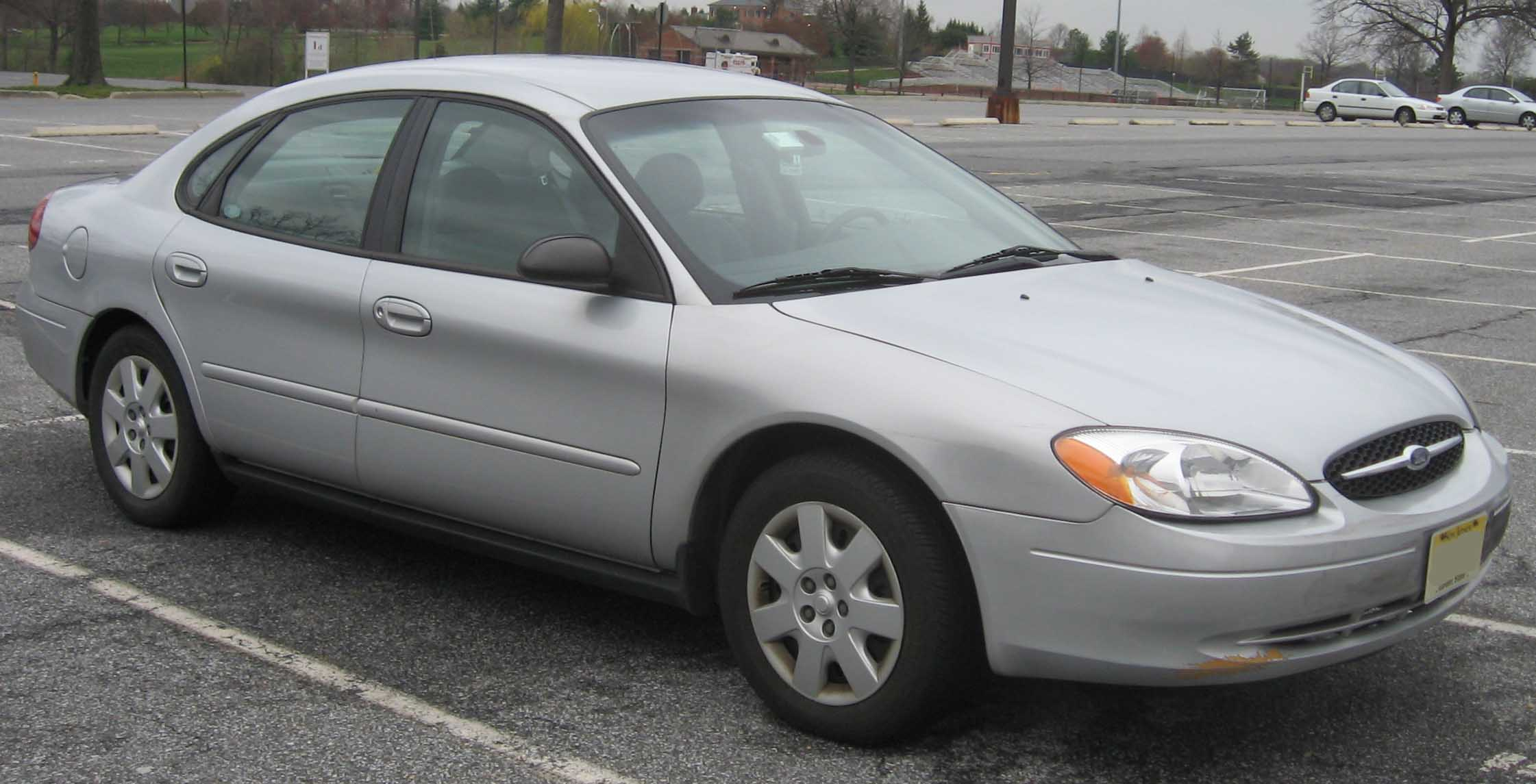 2004 Ford Taurus Photos Informations Articles