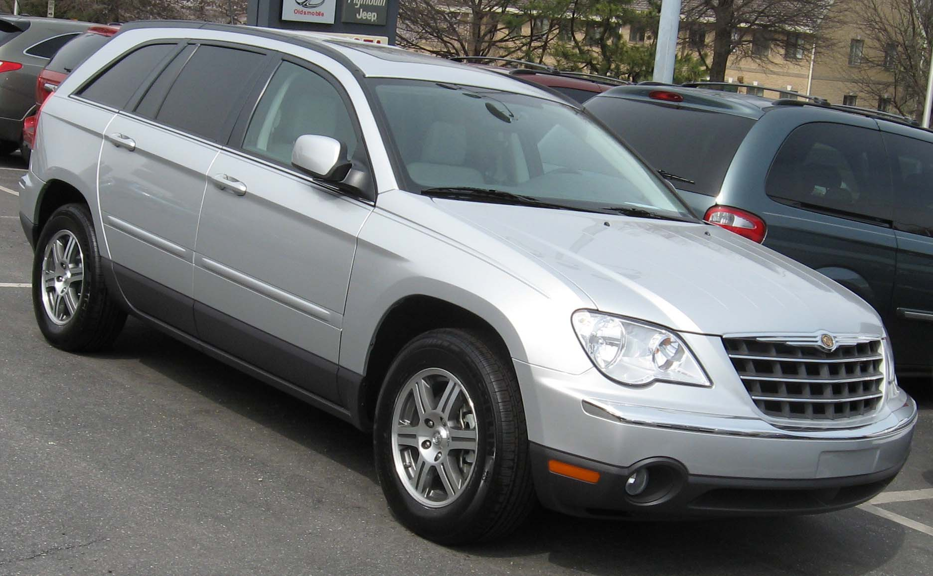 Chrysler Pacifica #6