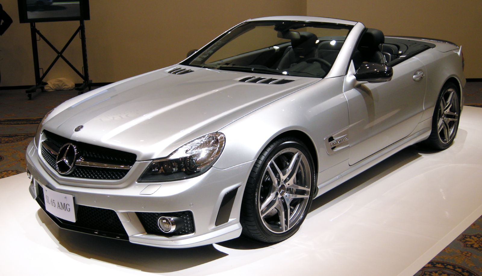 Mercedes-Benz SL #7