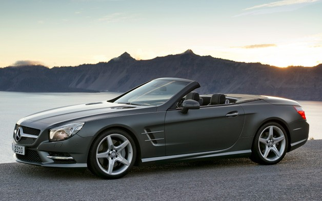 2013 Mercedes-Benz SL #1