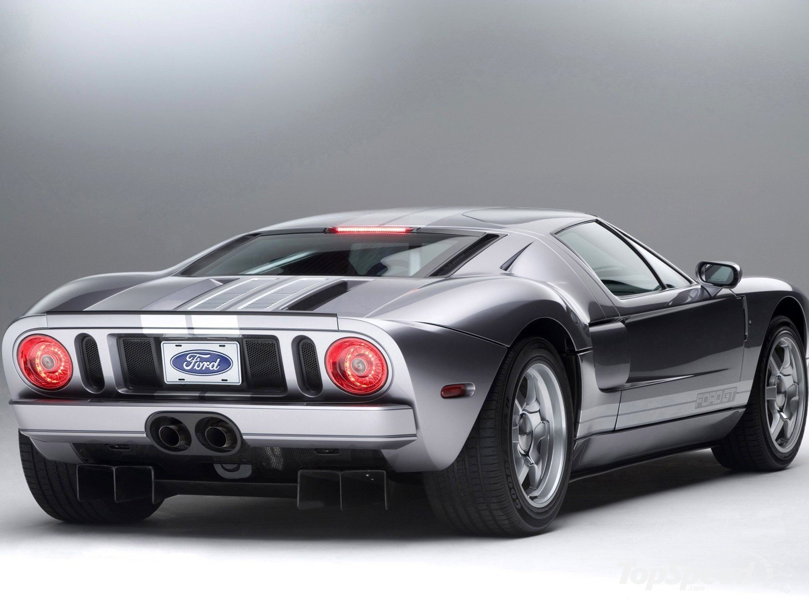 2002 Ford GT 40 #8