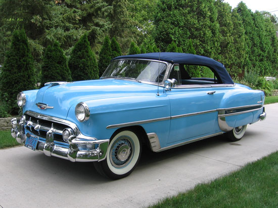 1953 Chevrolet Bel Air #7