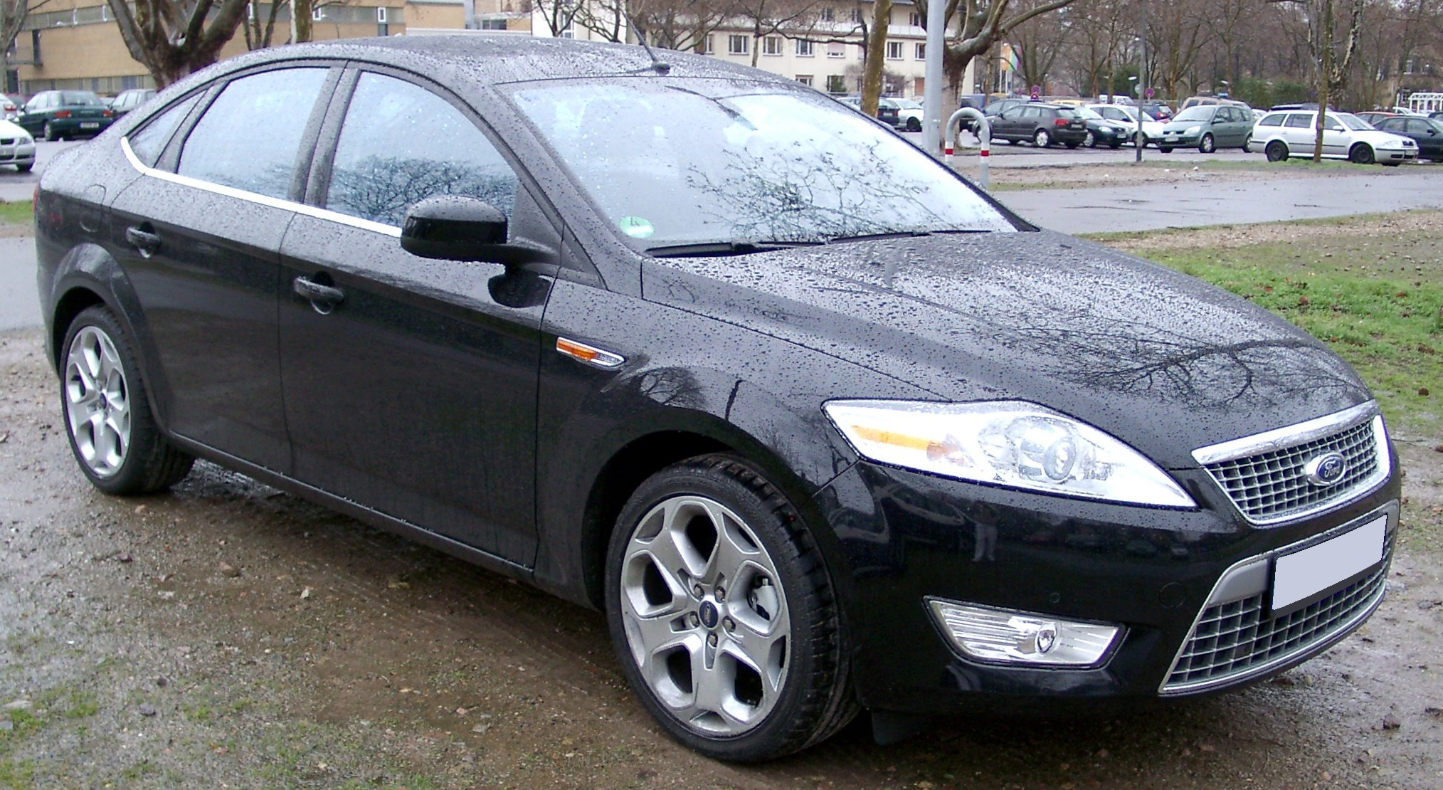 2008 Ford Mondeo #3