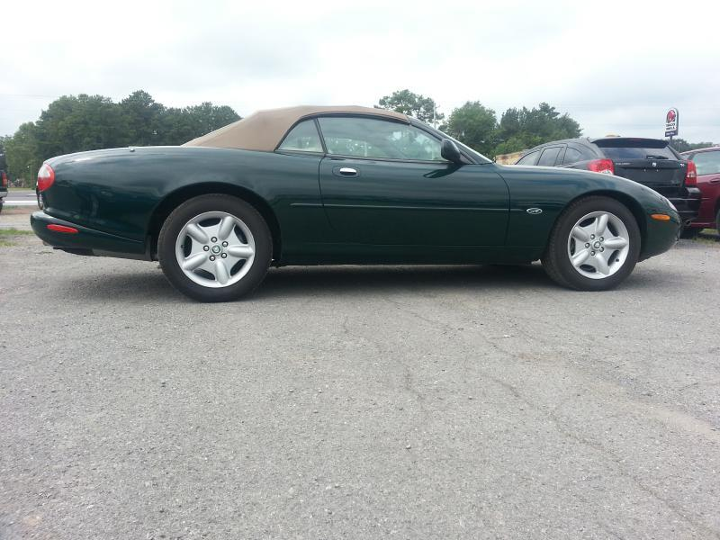 1998 Jaguar Xk-series #14
