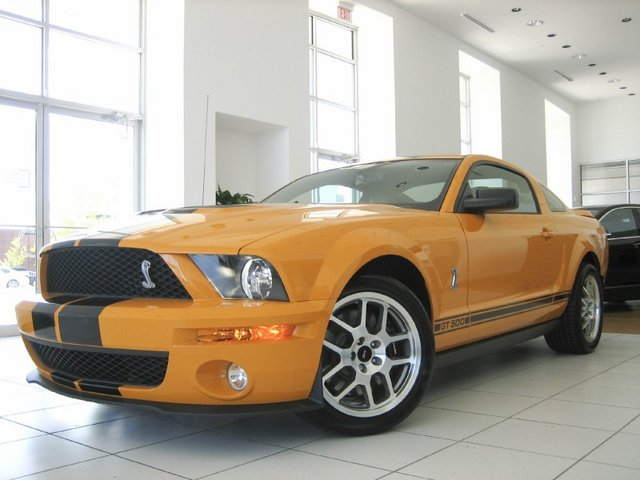 2008 Ford Shelby Gt500 #15