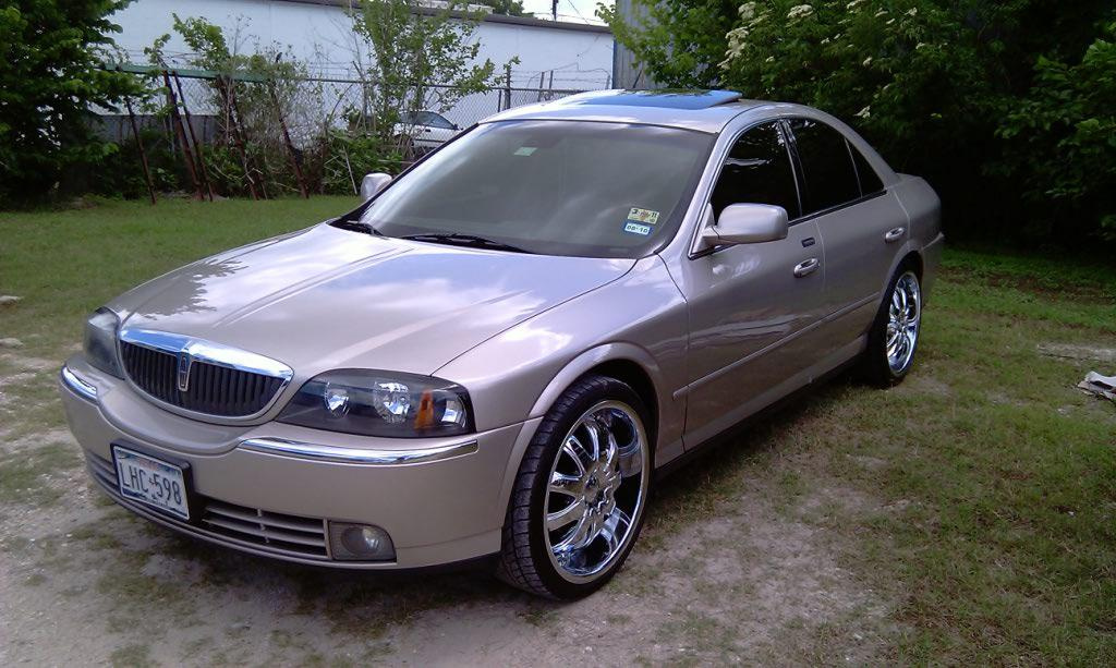 2003 Lincoln Ls #6