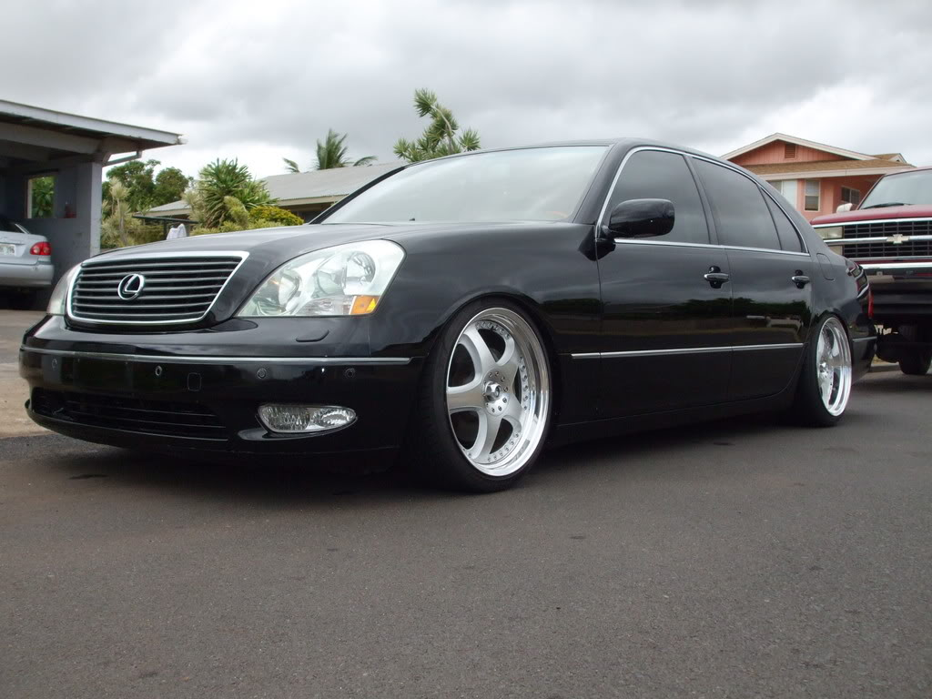 2001 lexus ls 430 photos informations articles. Black Bedroom Furniture Sets. Home Design Ideas