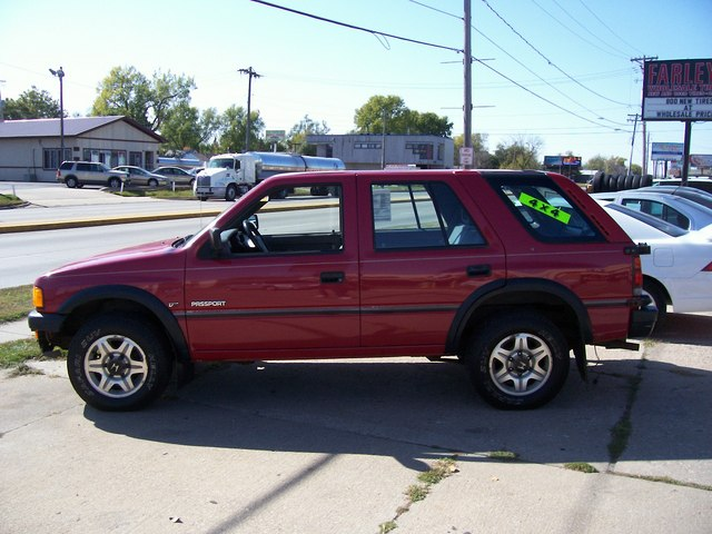 1996 Honda Passport #2