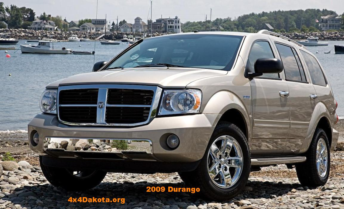 2007 Dodge Durango Photos Informations Articles