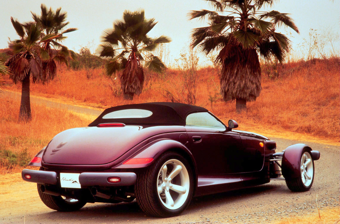 1997 Plymouth Prowler #5