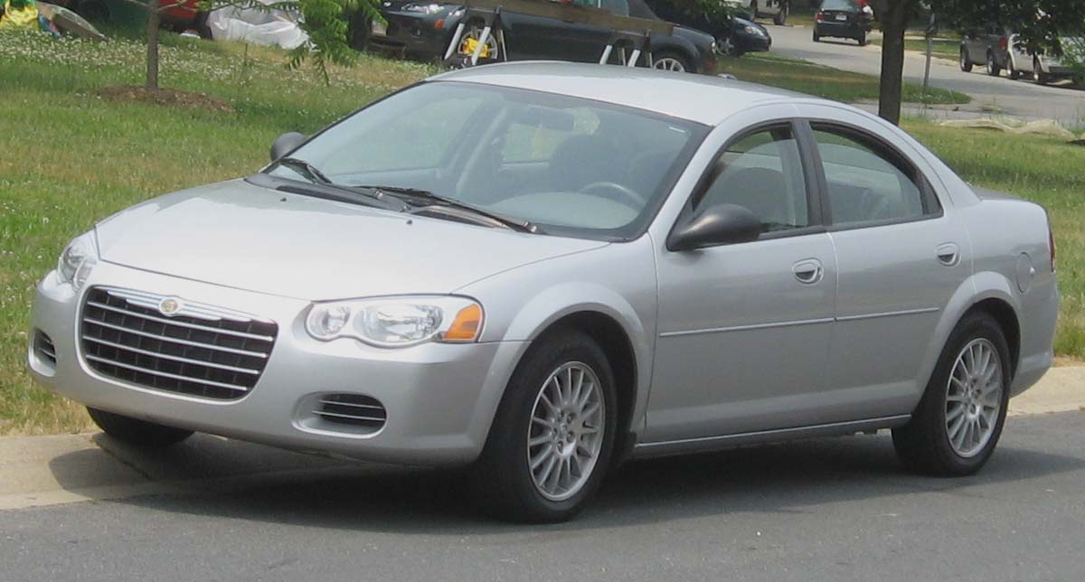 2006 Chrysler Sebring #5