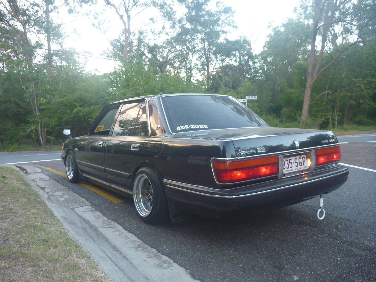 1987 Toyota Crown #15