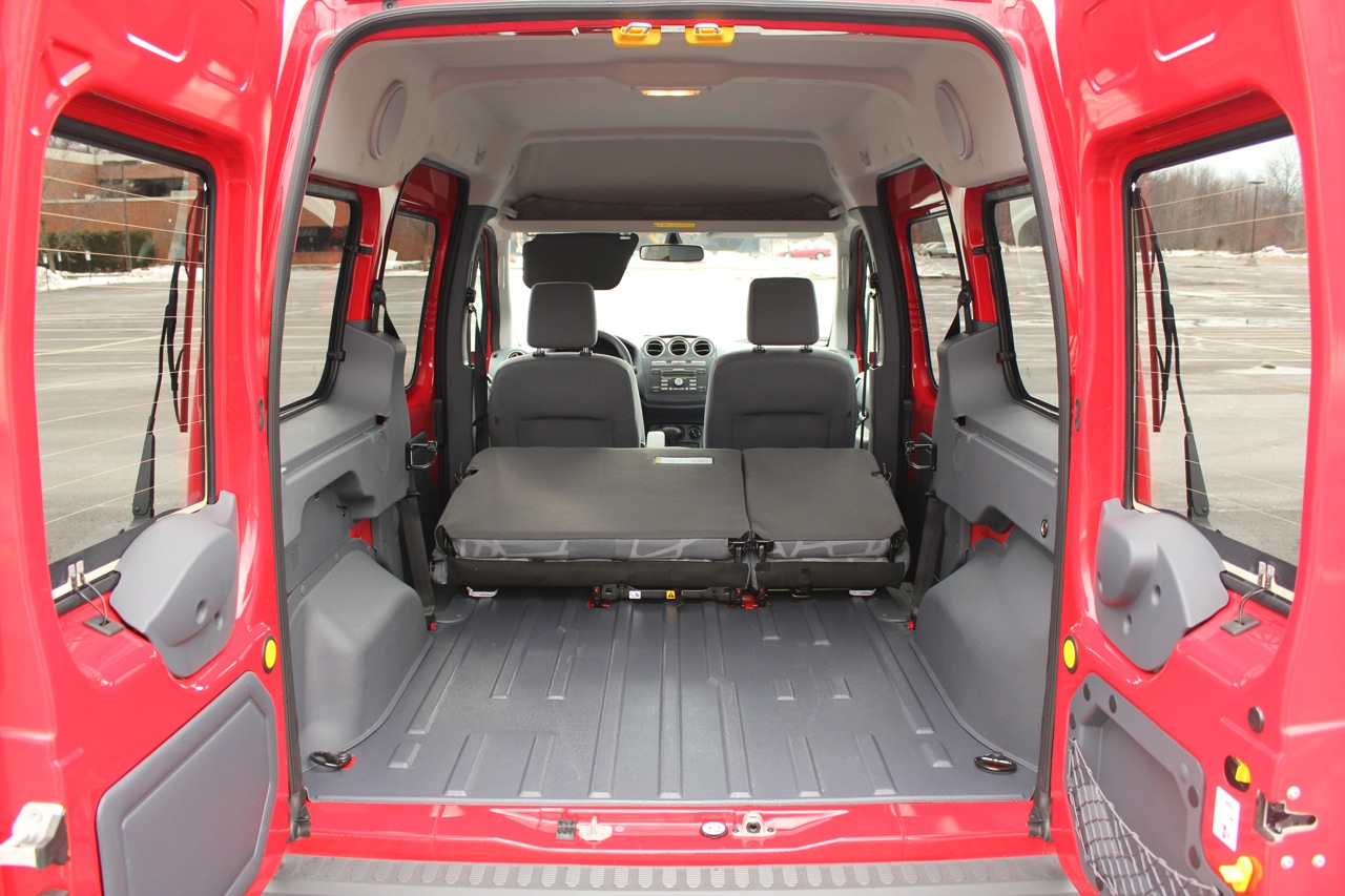 2011 Ford Transit Connect #15