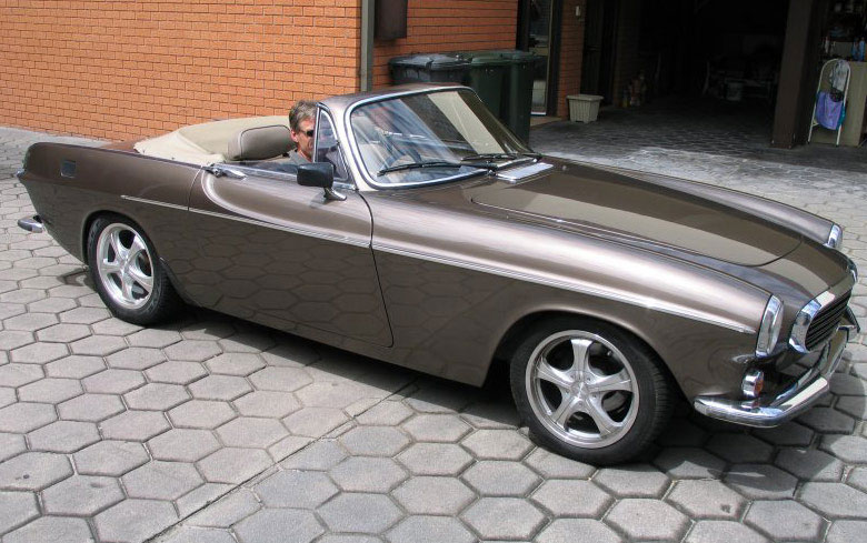 volvo p 1800 photos informations articles. Black Bedroom Furniture Sets. Home Design Ideas