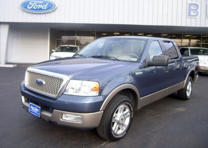 2004 Ford F-150 #11