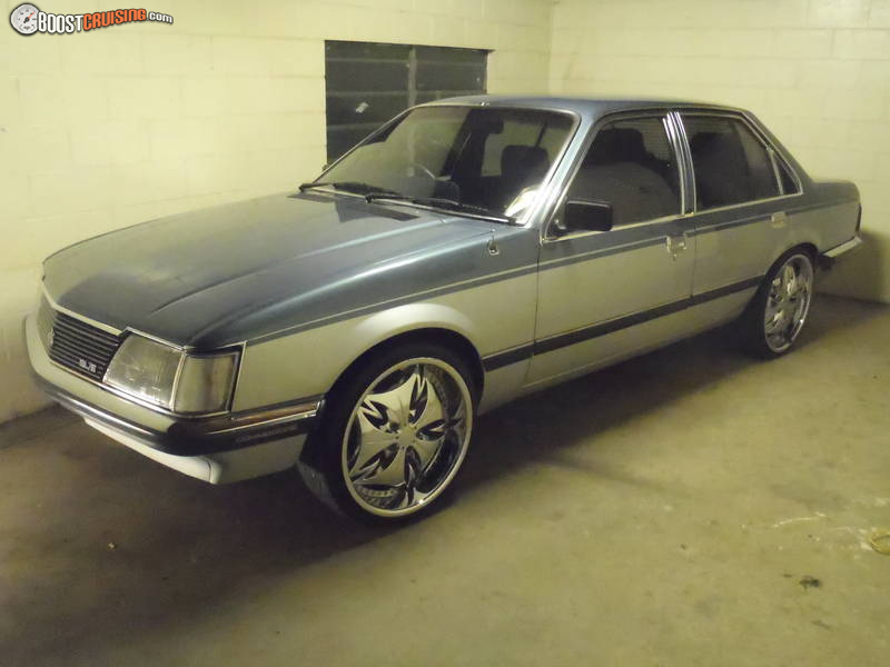 1982 Holden Commodore #11