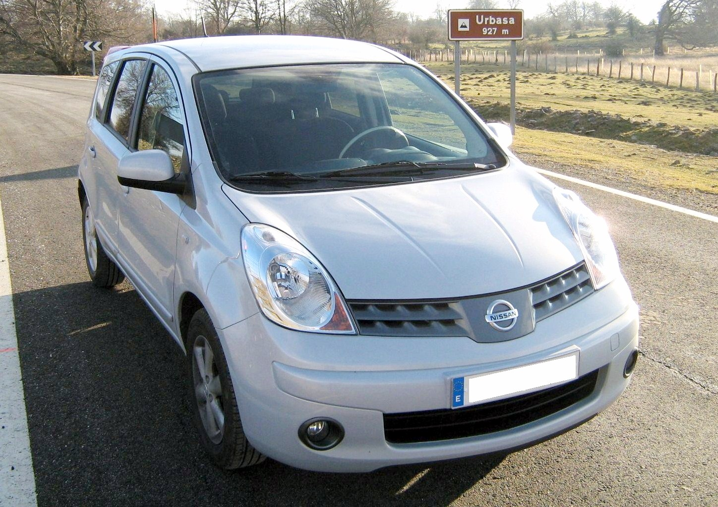2007 Nissan Note #13