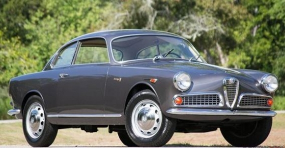 Alfa Romeo Giulietta Photos Informations Articles - Alfa romeo giulietta 1960 for sale